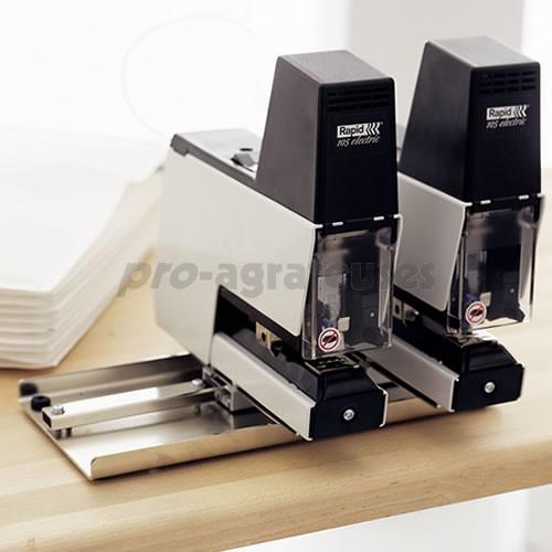 votre achat de agrafeuse lectrique de bureau 105e rapid au meilleur prix achat vente pas. Black Bedroom Furniture Sets. Home Design Ideas